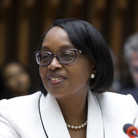 Dr. Matshidiso Moeti