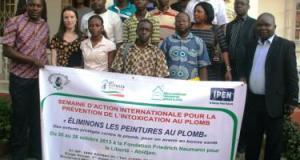 JVE  Paints in Côte d'Ivoire have high lead levels, study finds JVE