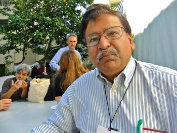 Saleemul Huq, a Senior Fellow in the Climate Change Group at the IIED. Photo credit: cdn.ipsnews.net