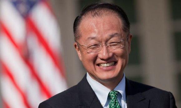 Jim Yong Kim, World Bank [resident
