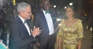 NCF 2  Photos: NCF discusses reforestation at Lagos Green Ball NCF 2