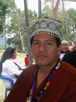 Robert Guimaraes Vasquez. Photo credit: frontlinedefenders.org