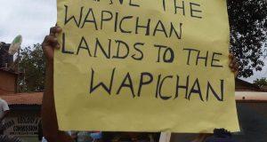 Wapichan  UN to decorate Wapichan community for defending land, forests Wapichan