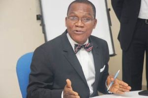 Dr. Abraham Nwankwo, head of the DMO. Photo credit: newsexpressngr.com  DMO chief lists path to economic recovery Dr