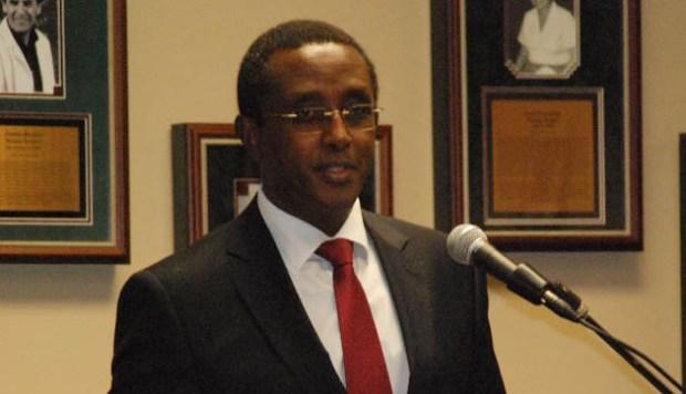 Dr. Vincent Biruta, Minister of Natural Resources in Rwanda. Photo credit: ubukungu.rw