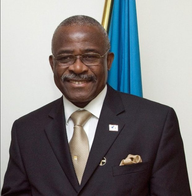 IFAD President, Kanayo F. Nwanze. Photo credit: accra.sites.unicnetwork.org