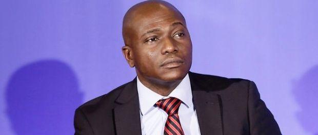 Chair of the LDC Group, Tosi Mpanu-Mpanu