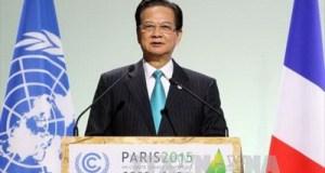 Vietnamese  Vietnam pledges $1 million to Green Climate Fund Vietnamese