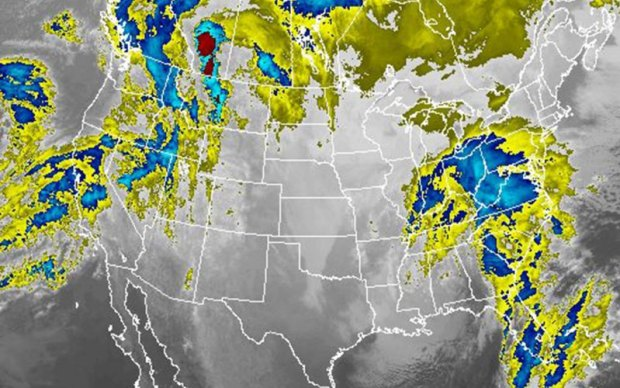 Blizzard  El Niño blamed for US blizzard Blizzard