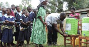 clean water  Faith in Water emerges, eyes world's poorest EbukoolaSchoolKenya