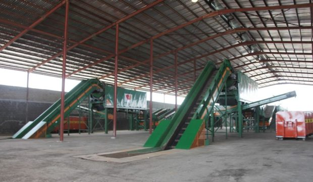 The a Material Recovery Facility   How Lagos recovery facility curbs C02 emission IMG 5095