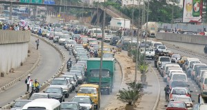 traffic congestion  Lagos mega city: A paradigm in urban management Lagos Traffic
