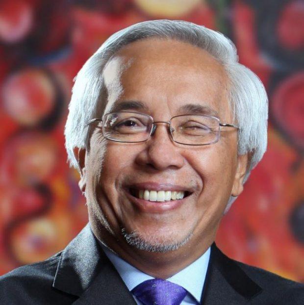Zakri Abdul Hamid, the immediate past Chair of IPBES