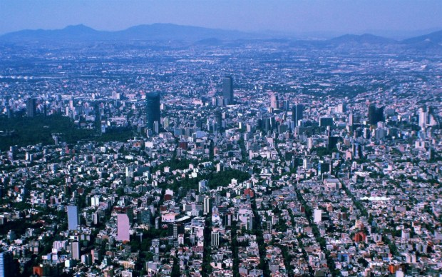 Mexico City, the sprawling, densely populated and high-altitude capital of Mexico hosted the National Biodiversity Strategy and Action Plan (NBSAP) forum. Photo credit: paradiseintheworld.com