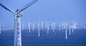 wind power  China, India lead global renewable energy transition wind