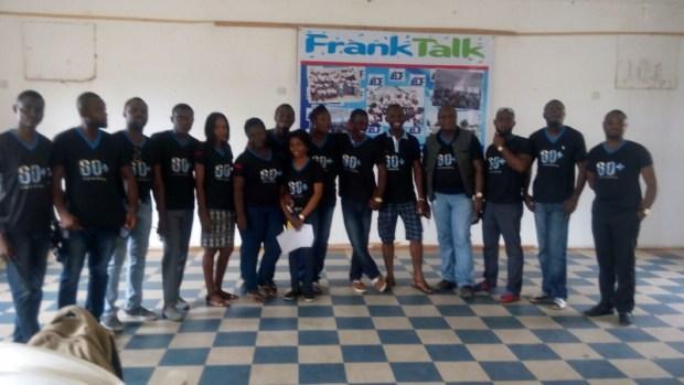 Earth Hour celebration in Makurdi, Nigeria