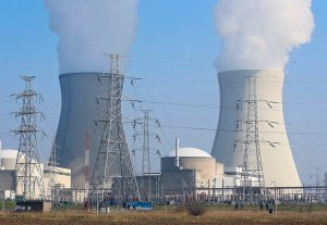 The nuclear power plant in Doel, Belgium. The country has a troubled history of security lapses at its nuclear power facilities. Photo credit: Julien Warnand / European PRESSPHOTO AGENCY