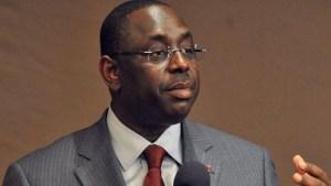 President Macky Sall of Senegal
