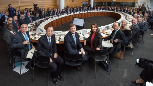 The Carbon Pricing Leadership Coalition. Photo credit: World Bank Group/Jeff Martin