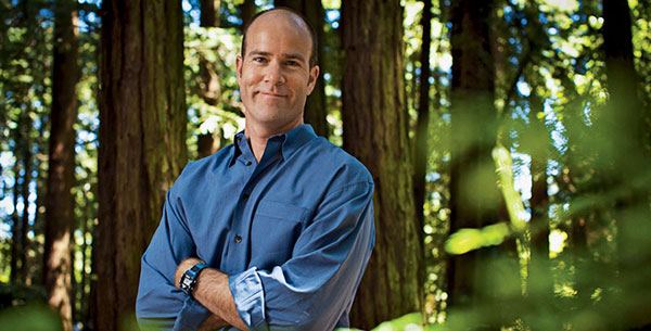 Michael Brune, the Executive Director of the Sierra Club