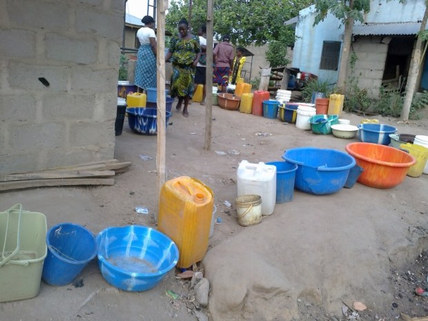 Water  World Water Day: Lagos residents demand potable water Water e1461104983475