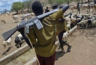Armed Fulani herdsmen