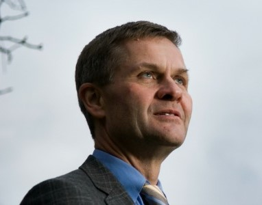 Erik Solheim, Executive Director of the United Nations Environment Programme (UNEP)