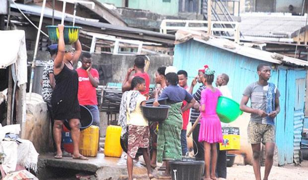The activists say that privatisation of water will be a burden on the people of Lagos