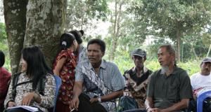 Ethnic Dayak