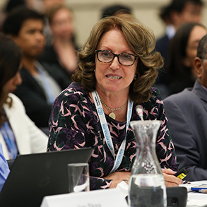 IPCC Vice-Chair Thelma Krug