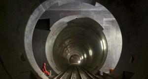 Tunnel  World's longest rail tunnel opens in Switzerland Tunnel
