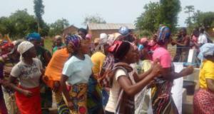 Unguwa Kanti community