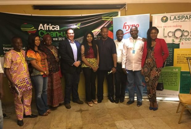 Some of the speakers and panellists from Day 2 of the African Clean-up Conference