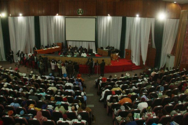 The National Confab during a session in 2014