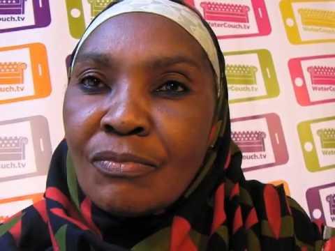 Executive Director, Women Farmers Advancement Network (WOFAN), Dr. Hajia Salamatu Garba