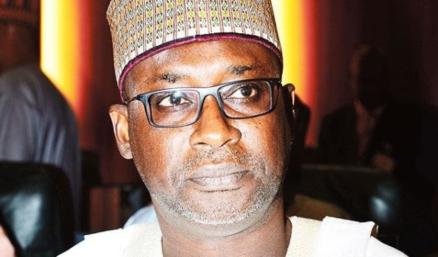 Suleiman Adamu, African Water Facility (AWF) Chair and Nigeria's Minister of Water Resources