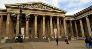 British_museum_entrance  Campaigners demand end to BP arts, culture sponsorship British museum entrance e1470154224215