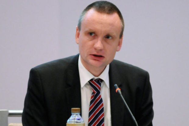 Dolf Gielen, Director of IRENA's Innovation and Technology Centre