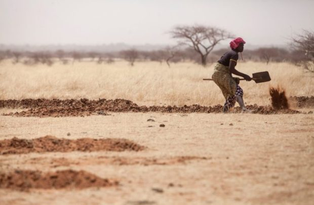 But recent successes show that land degradation is not yet irreversible.  Images: People at the heart of land restoration Picture3 e1470250731987