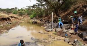 Dangila woreda  How Ethiopian farmers harvest data to boost farming river in ethiopia