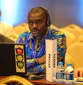 Domimique Bally Kpokro  Ivorian, Kpokro, joins mercury-free dentistry alliance exco Domimique Bally Kpokro