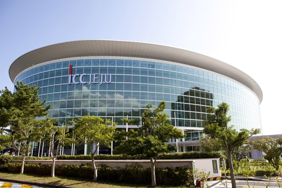 The International Convention Centre on Jeju Island in South Korea hosted the 2016 Asia-Pacific Carbon Forum, where participants explored market approaches to combat climate change. Photo credit: twitter.com  Market approaches adjudged key to combatting climate change Jeju