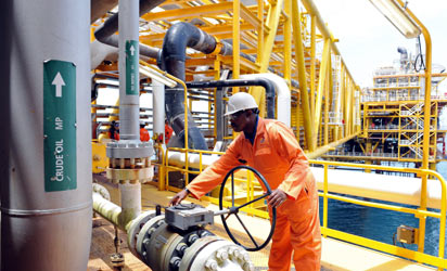 Fossil fuel infrastructure: oil installation  Halt new fossil fuel infrastructure, govts told OIL INSTALLATION