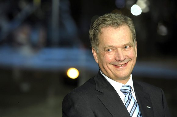 President of the Republic of Finland, Sauli Niinisto, was one of the first to sign the climate pledge