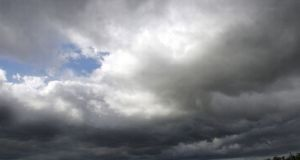 cloudy weather  NiMet predicts cloudy, rainy weather for Monday Stormy weather