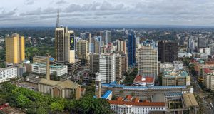 nairobi-skyline  Scientists to examine Africa's seed sector growth nairobi skyline e1474128780235
