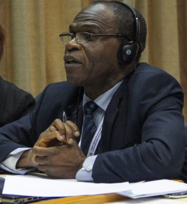Dr. Lawrence Anukam, Director-General, National Environmental Standards and Regulations Agency (NESREA).