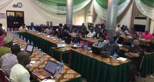 Validation Workshop  Sub-sectoral guidelines for merger, as Nigeria reviews environment policy NPE e1477268838669