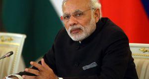 Shri Narendra Modi  India doubles solar capacity goal for 2020 Narendra Modi