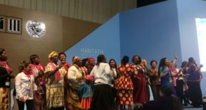 Women Assembly in Quito